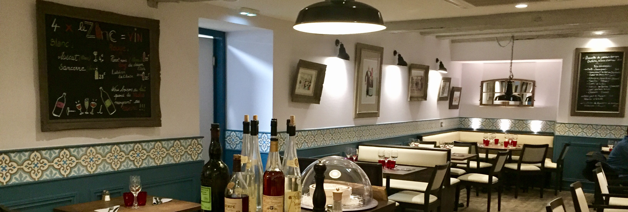 L'ambiance bistrot